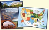 NEW! National Park Quarter Albums and Folders