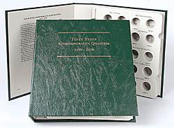 Littleton LCF3 1999-2008 50 State Commemorative Quarter Folder